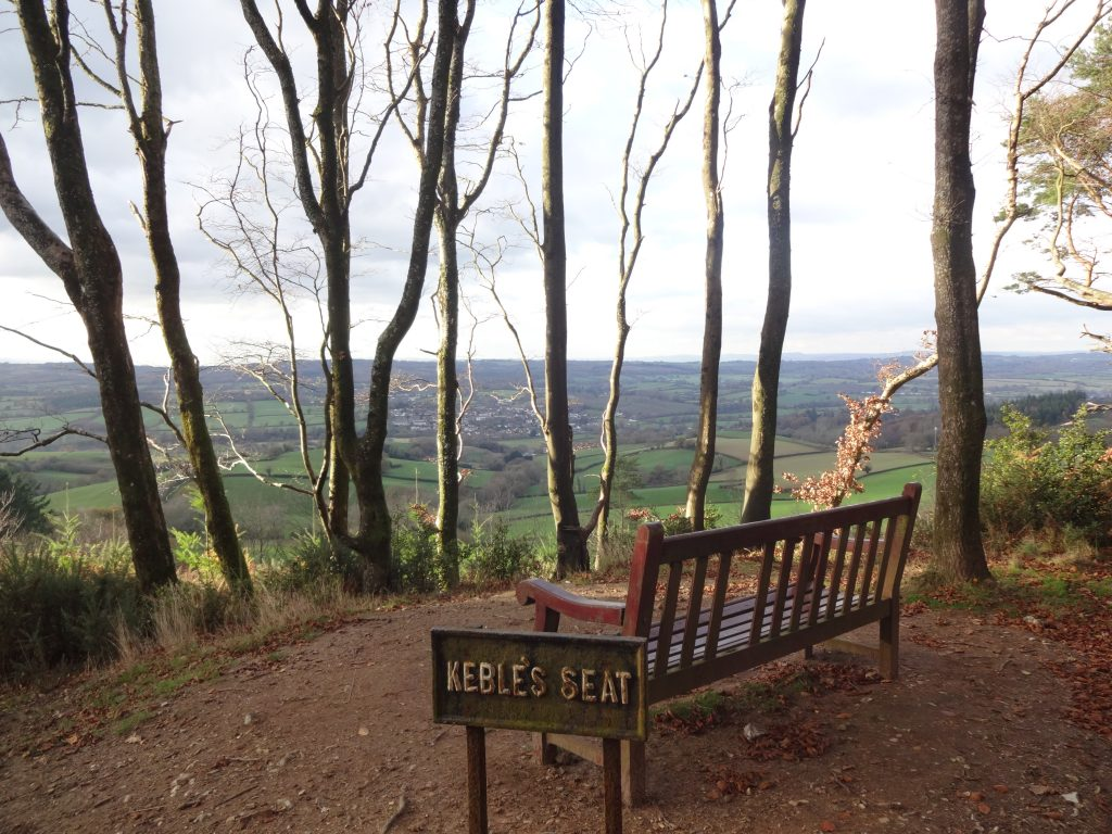 Keble's Seat Mutters Moor